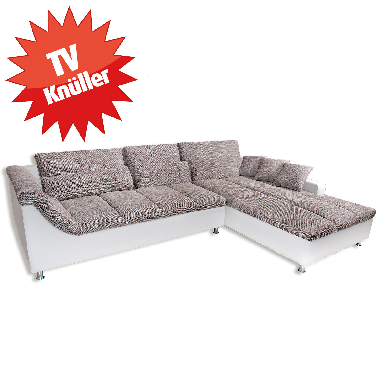 hochwertiges kunstleder sofa nur 499 99 cherry m bel roller. Black Bedroom Furniture Sets. Home Design Ideas