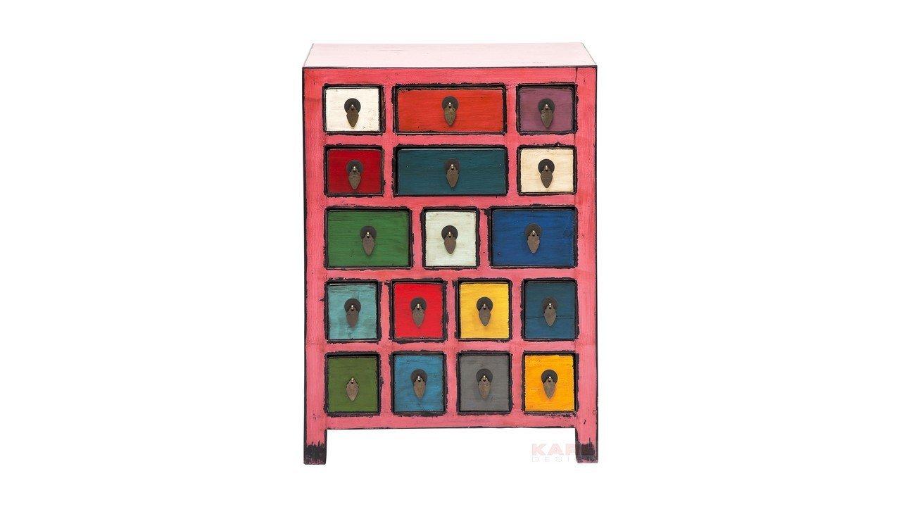 candy shop kommode stark reduziert 203 34 cherry m bel amazon. Black Bedroom Furniture Sets. Home Design Ideas