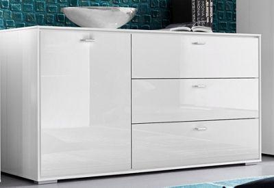 hmw sideboard villino 140 cm breit nur 249 99 cherry m bel plus. Black Bedroom Furniture Sets. Home Design Ideas