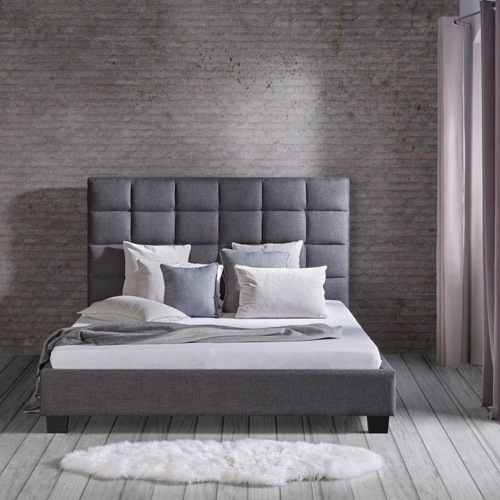 55 sparen polsterbett svenja bei m max nur 295 cherry m bel. Black Bedroom Furniture Sets. Home Design Ideas