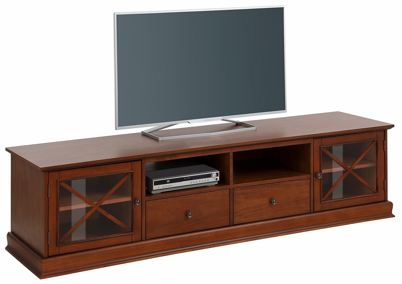 20 sparen tv lowboard cross von home affaire ab 399 99 cherry m bel otto. Black Bedroom Furniture Sets. Home Design Ideas