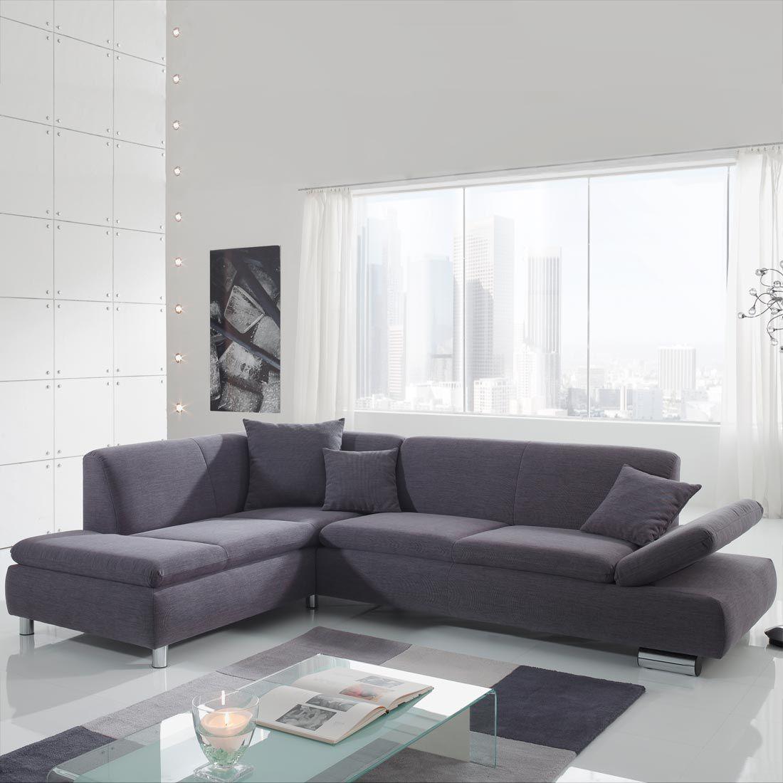 33 sparen ecksofa nantes von max winzer nur cherry m bel home24. Black Bedroom Furniture Sets. Home Design Ideas