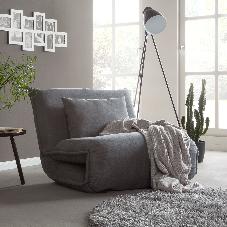 13 sparen schlafsessel jake von fredriks in anthrazit. Black Bedroom Furniture Sets. Home Design Ideas