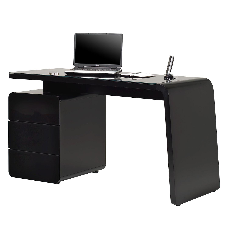 25 sparen schreibtisch csl 400 von jahnke in schwarz matt nur 449 99 cherry m bel home24. Black Bedroom Furniture Sets. Home Design Ideas