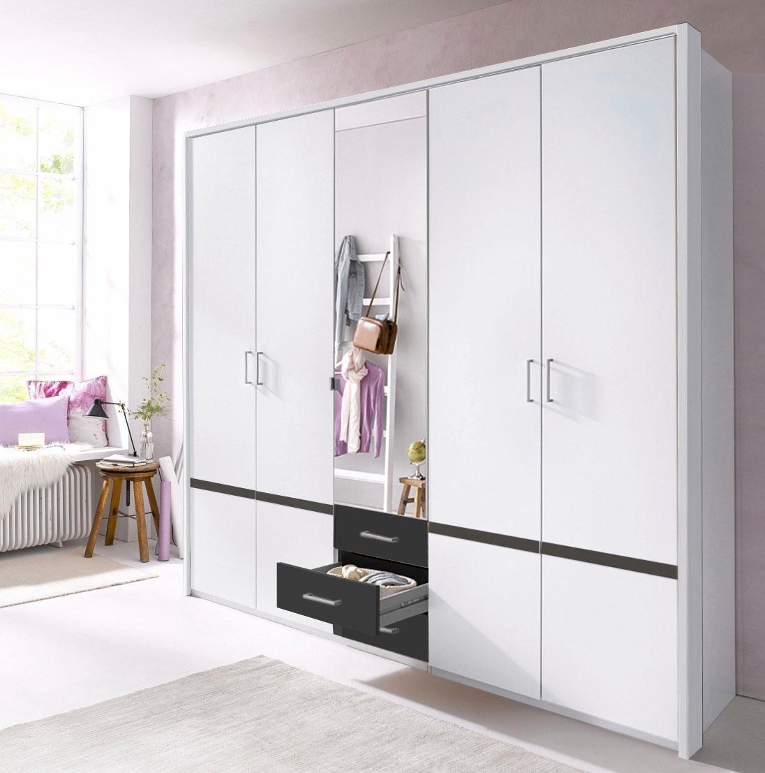 45 sparen wimex kleiderschrank 225cm breit nur 329 99 cherry m bel otto. Black Bedroom Furniture Sets. Home Design Ideas