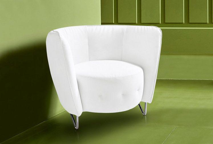INOSIGN Sessel in sky - Bezug: Kunstleder - ab 189,99€
