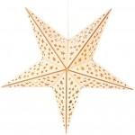 40% sparen – LED Holzstern mit 10er-Lichterkette – nur 17,99€