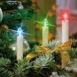 50% sparen – LED Christbaumkerzen-Set mit Farbwechsel – ab 24,99€