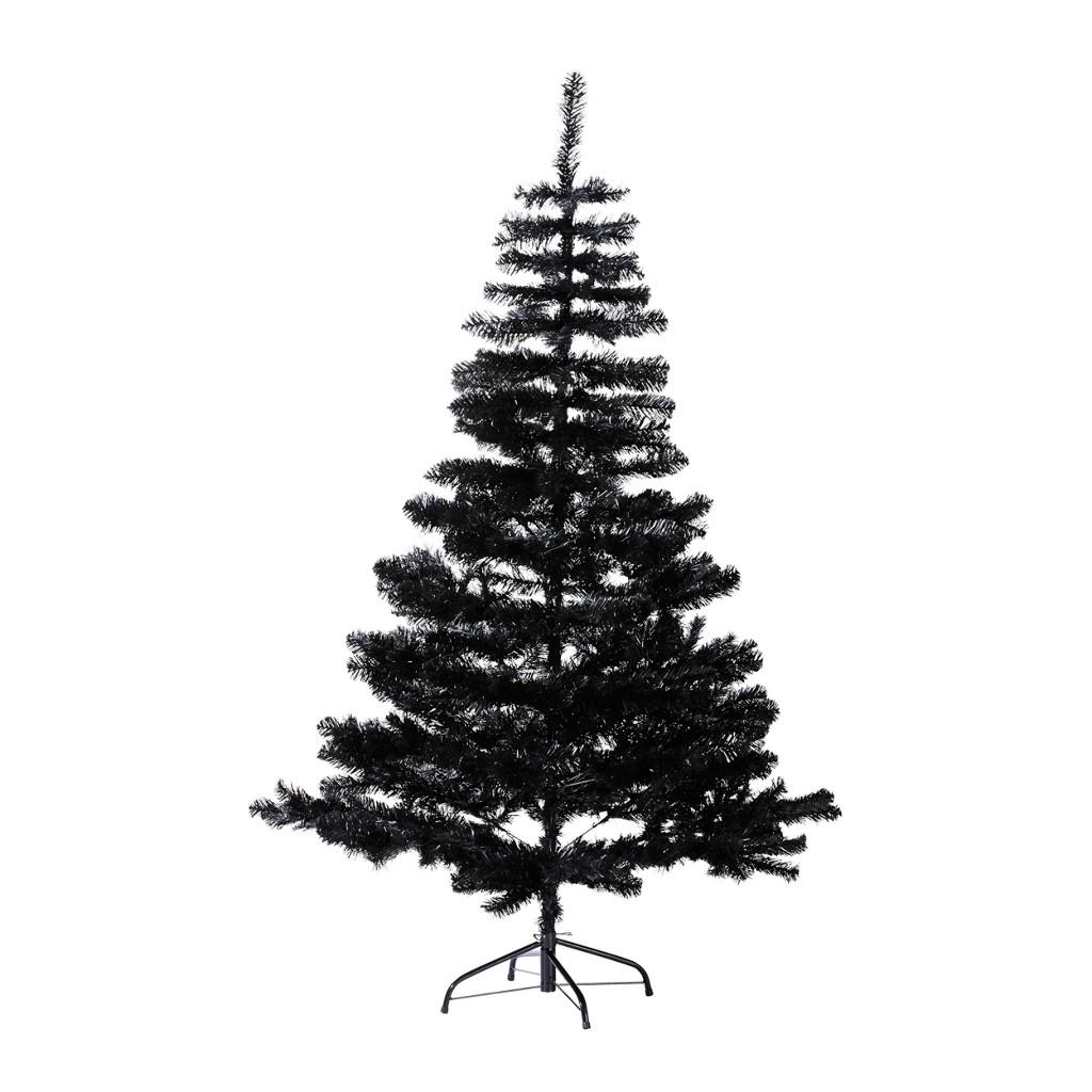 Weihnachtsbaum in schwarz von XXXL zum schnäppchenpreis