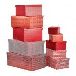 50% sparen – Geschenkboxen-Set 10-teilig von XXXL – nur 24,99€