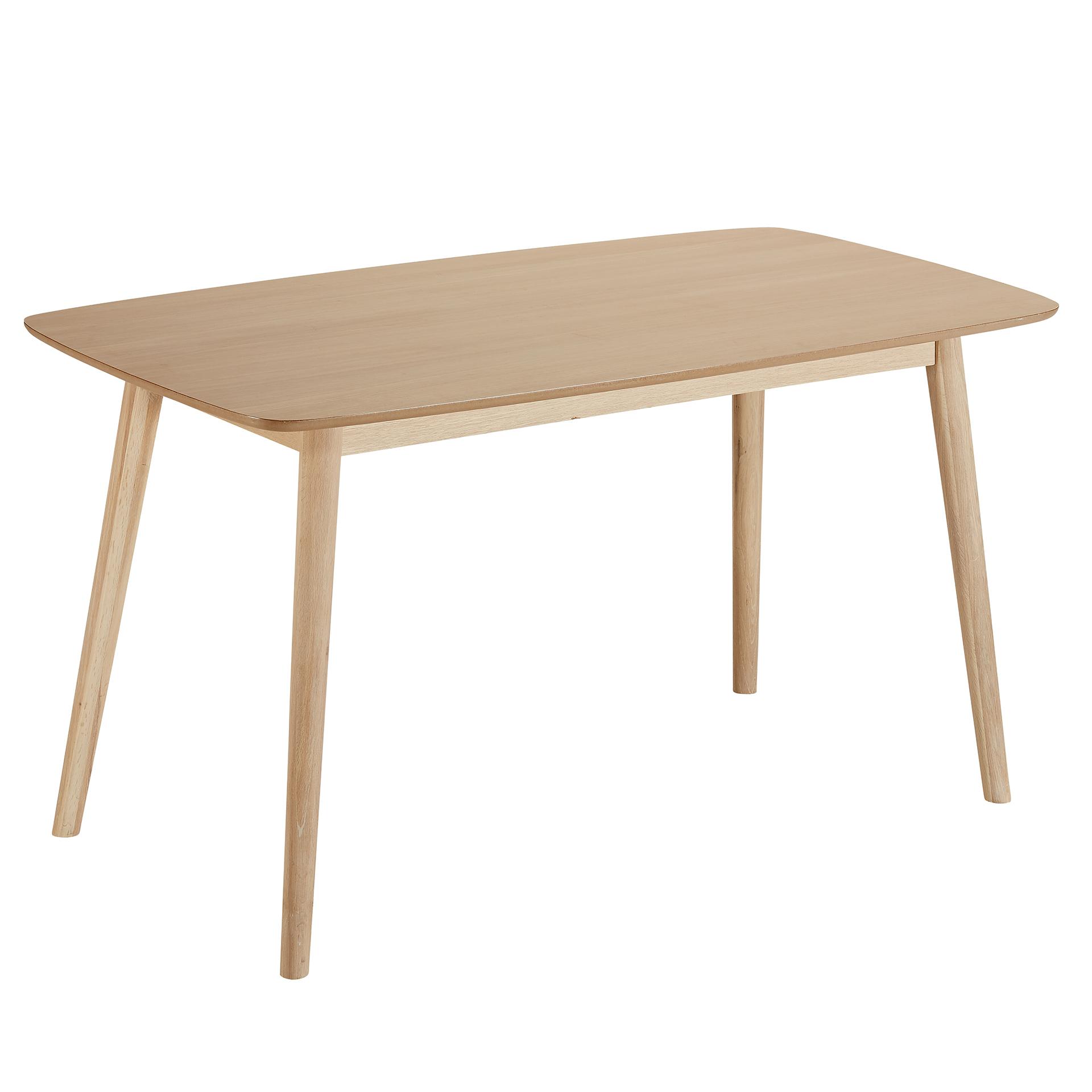 27 sparen esstisch nagano 150x80cm nur 219 95 cherry m bel d nisches bettenlager. Black Bedroom Furniture Sets. Home Design Ideas