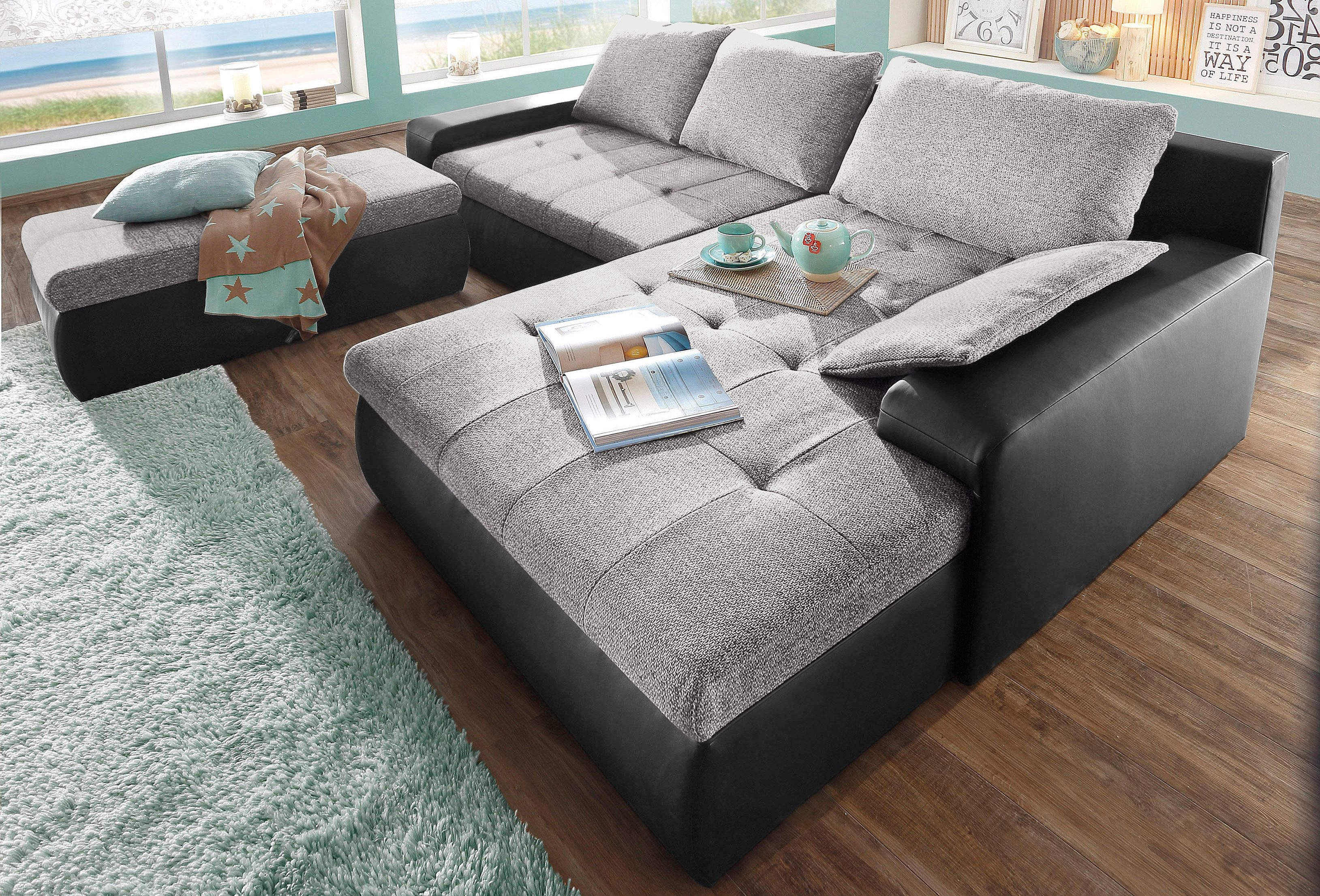 50 sparen sit more polsterecke xl xxl ab 499 99. Black Bedroom Furniture Sets. Home Design Ideas