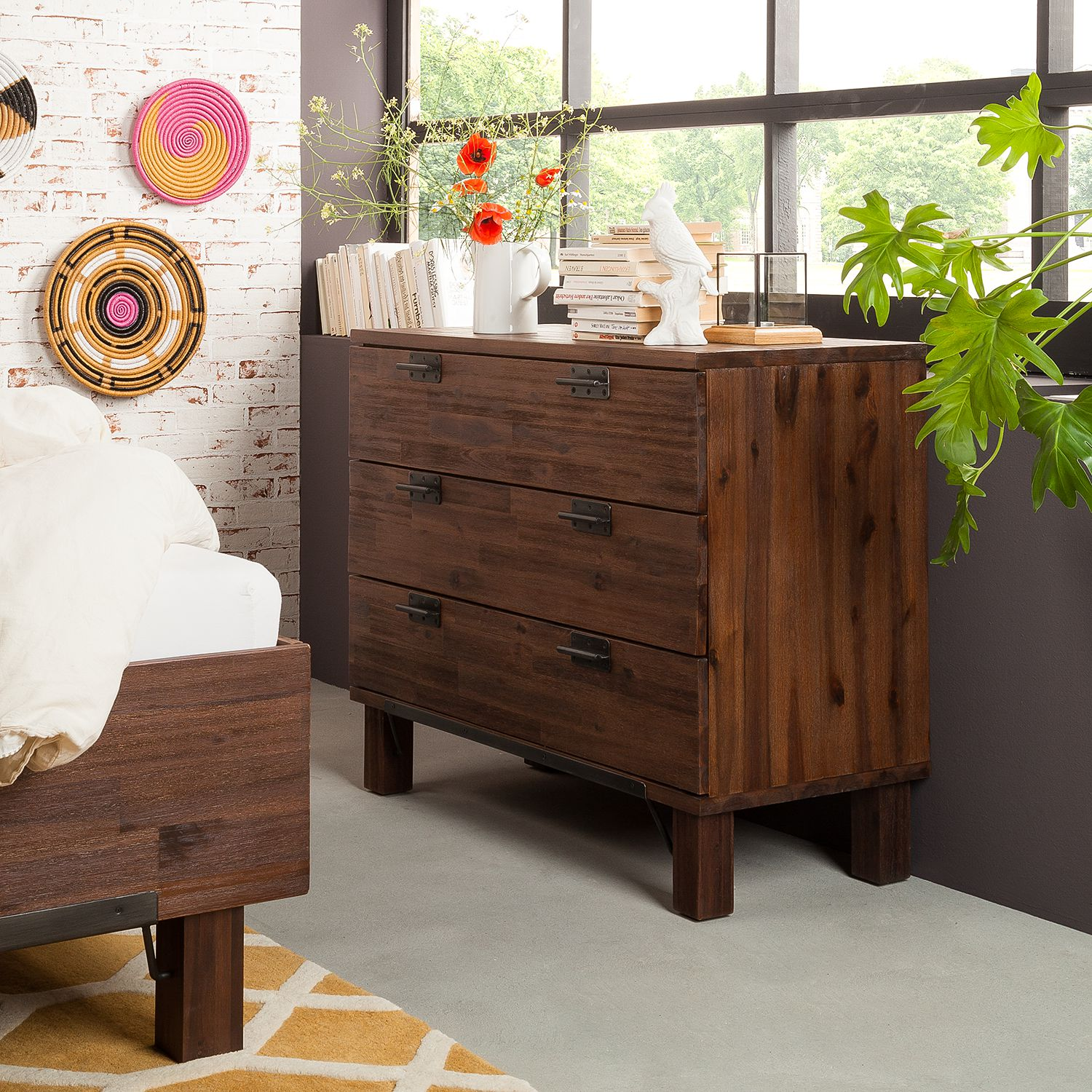 30 sparen kommode quadro von furnlab nur 349 99 cherry m bel home24. Black Bedroom Furniture Sets. Home Design Ideas
