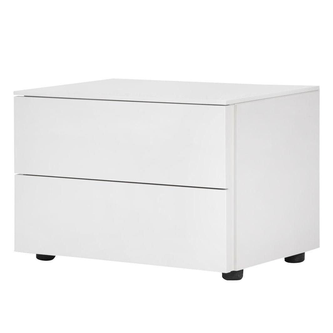 33 sparen nachtkommode bianco ii von fredriks nur 99 99 cherry m bel fashion for home. Black Bedroom Furniture Sets. Home Design Ideas