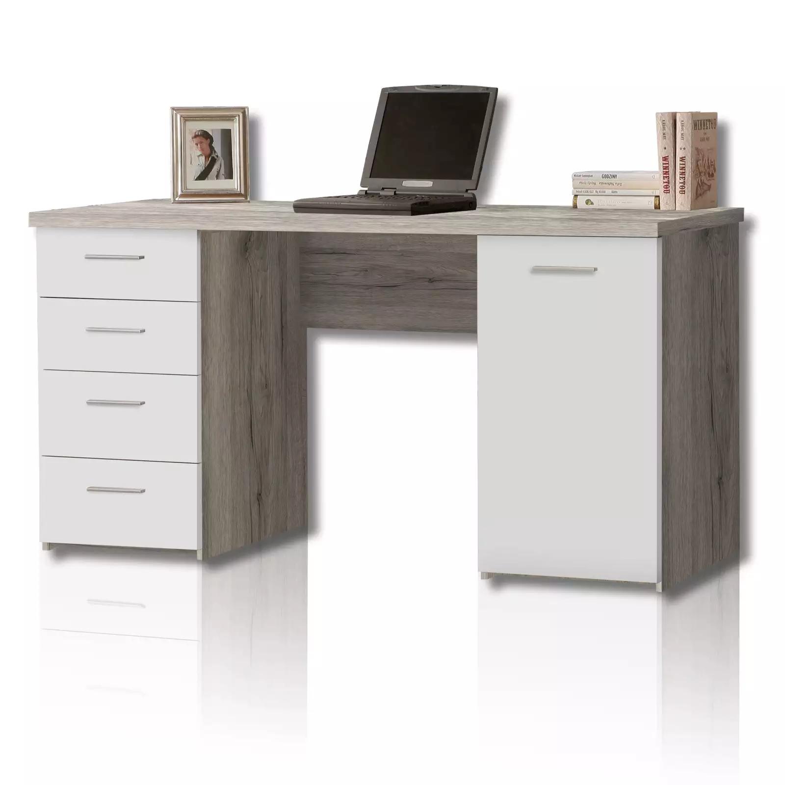 16 sparen schreibtisch net 145 cm breit nur 99 99 cherry m bel roller. Black Bedroom Furniture Sets. Home Design Ideas