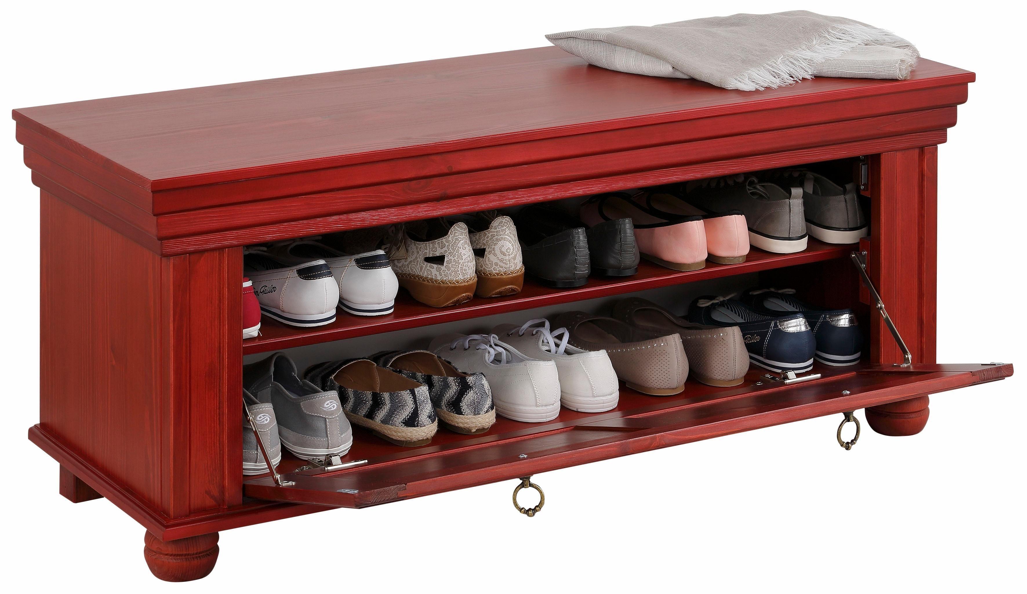 30 sparen schuhbank m nchen von home affaire ab 129 99 cherry m bel otto. Black Bedroom Furniture Sets. Home Design Ideas