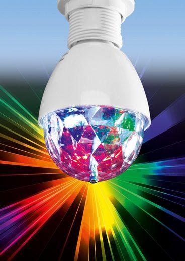 LED-Partyleuchte DISCO DELUXE