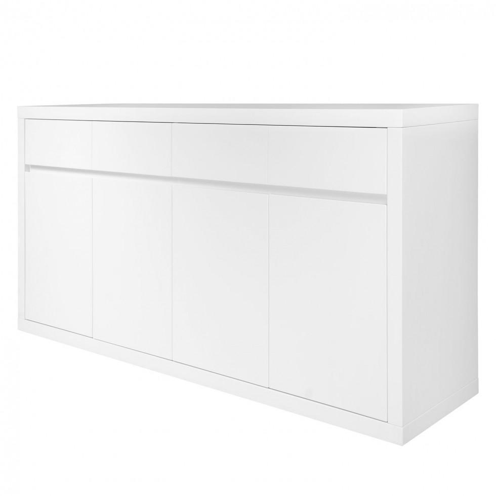 Sideboard elba von fredriks in weiß zum schnäppchenpreis