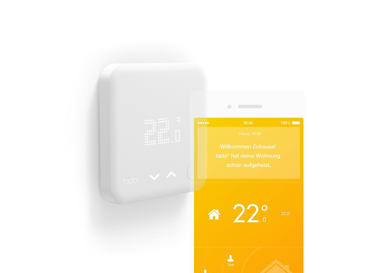Smartes Thermostat Starter Kit V2 von TADO° zum Schnäppchenpreis