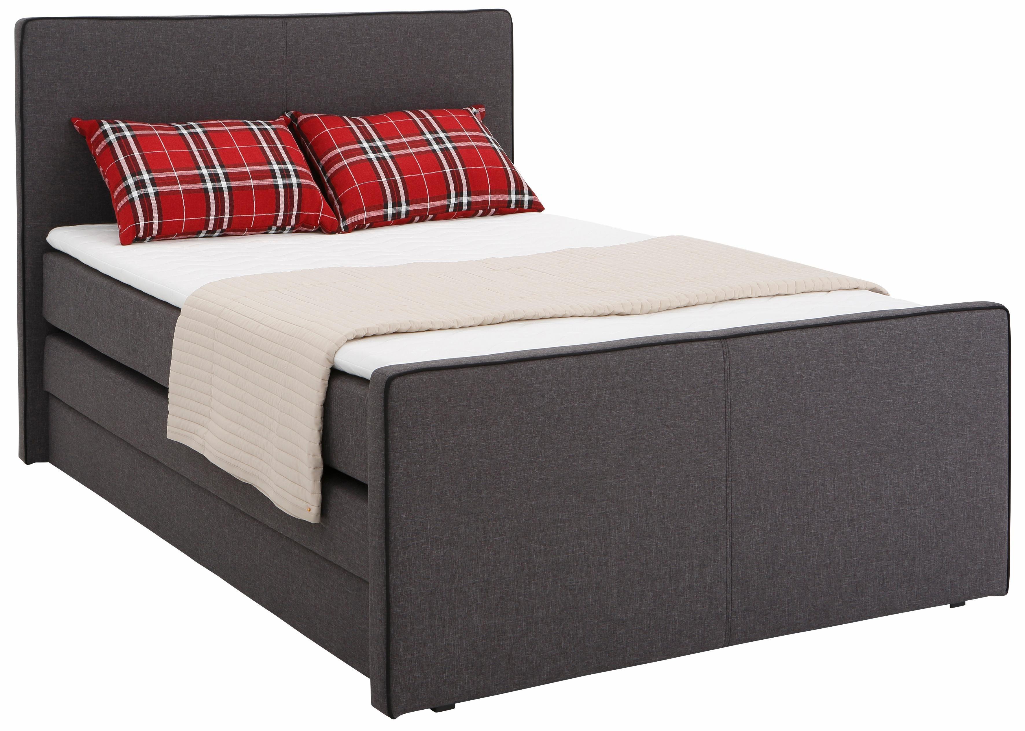 50 sparen boxspringbett memphis von home affaire ab 799 99 cherry m bel otto. Black Bedroom Furniture Sets. Home Design Ideas