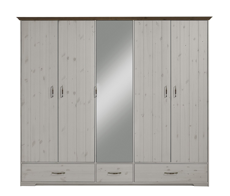 23 sparen kleiderschrank hanstholm von steens nur 567 26 cherry m bel. Black Bedroom Furniture Sets. Home Design Ideas