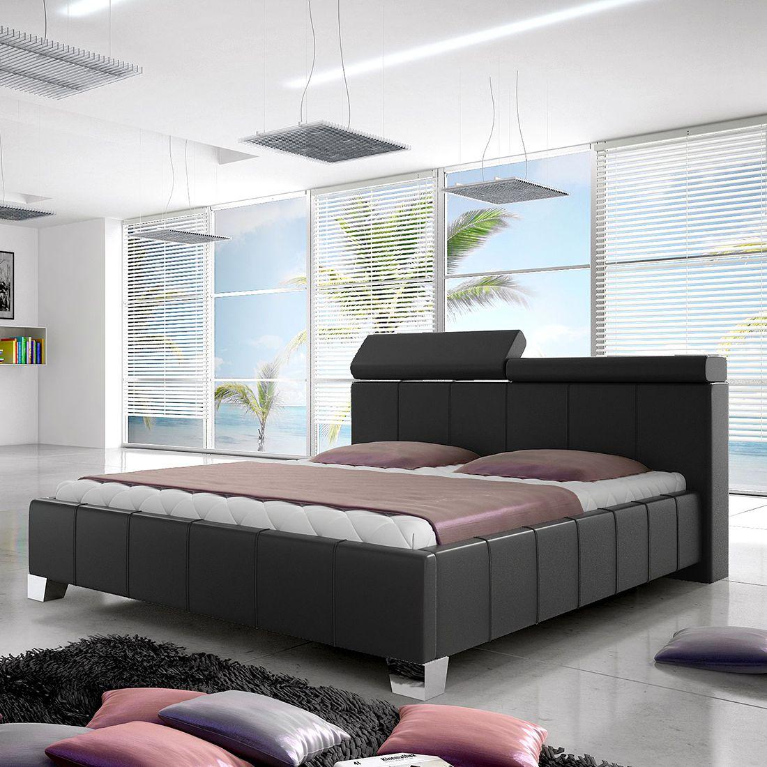 35 sparen polsterbett madeira von mooved ab 449 99 cherry. Black Bedroom Furniture Sets. Home Design Ideas