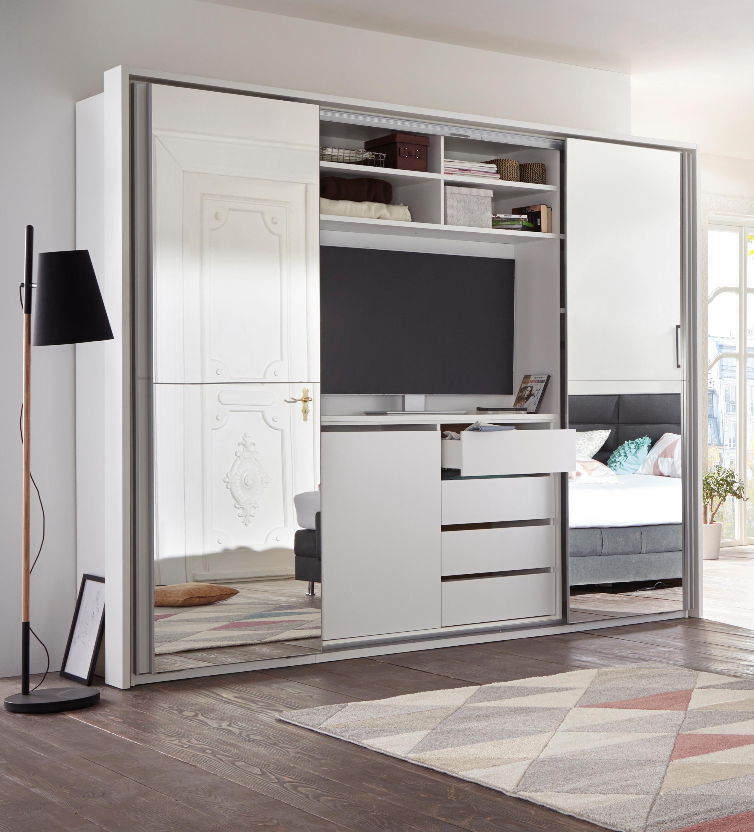 10 sparen schwebet renschrank mit spiegel nur 899 99 cherry m bel otto. Black Bedroom Furniture Sets. Home Design Ideas
