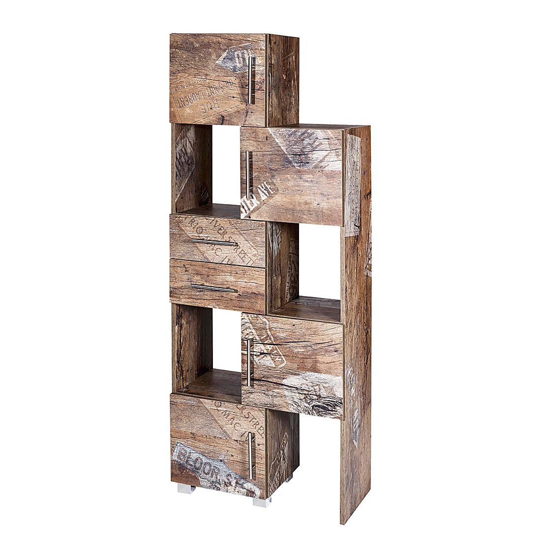 16 sparen regal smilla iii von schildmeyer nur 199 99 cherry m bel home24. Black Bedroom Furniture Sets. Home Design Ideas