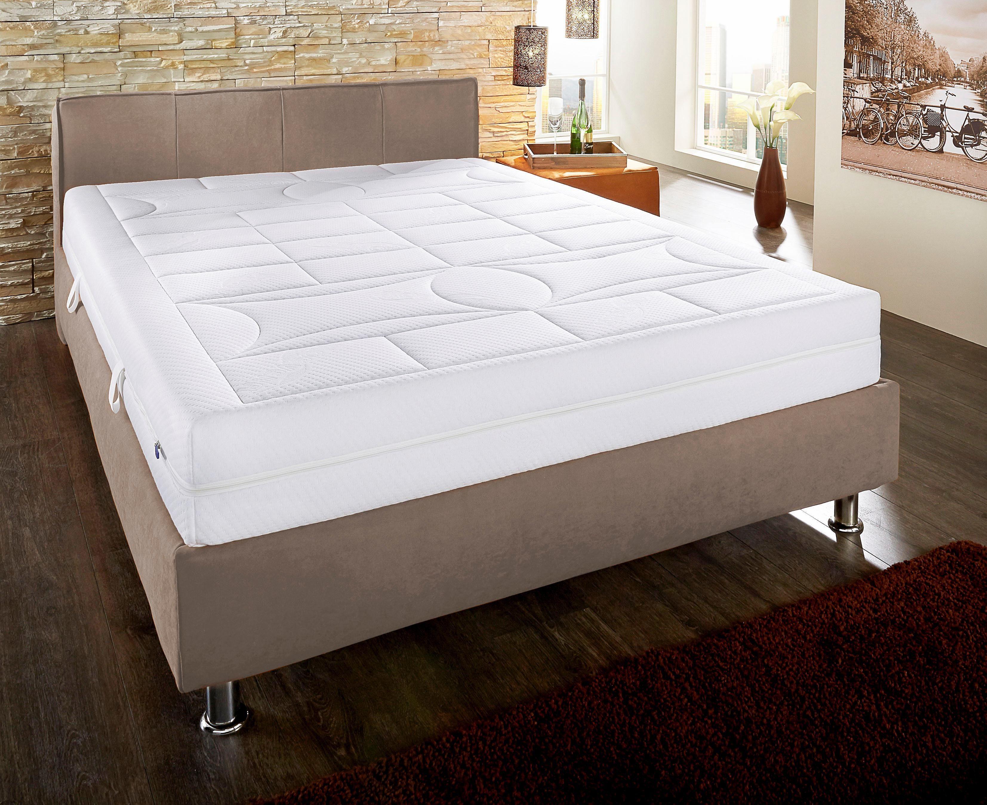62 sparen 7 zonen spezialkaltschaummatratze xxl von malie nur 249 99 cherry m bel yourhome. Black Bedroom Furniture Sets. Home Design Ideas