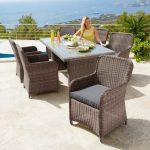 20% sparen – Gartenmöbel Set KAPSTADT – nur 799,99€