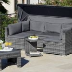 25% sparen – Loungebett ATLANTA – nur 599,99€