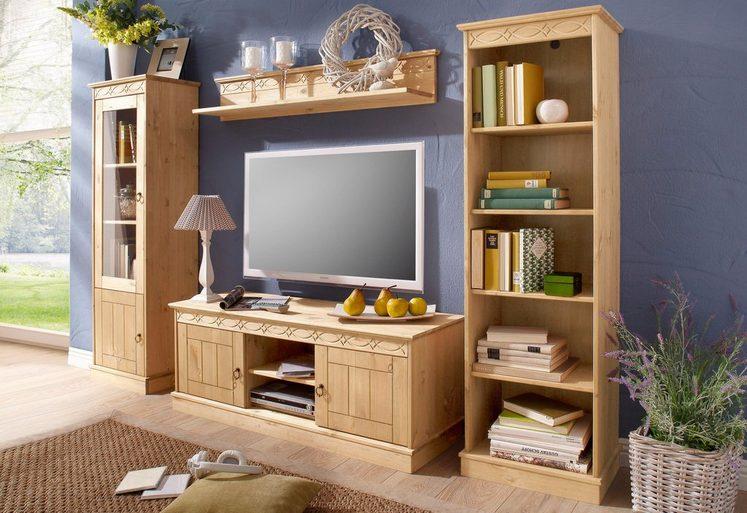 50 sparen wohnwand indra von home affaire nur 299 99 cherry m bel otto. Black Bedroom Furniture Sets. Home Design Ideas