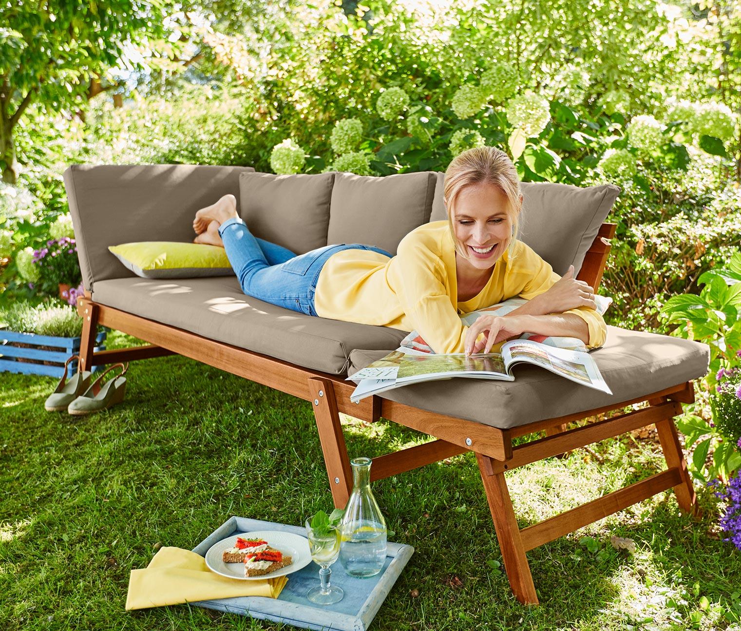 15 sparen daybed aus akazienholz nur 279 00 cherry. Black Bedroom Furniture Sets. Home Design Ideas