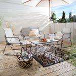 28% sparen – Loungegruppe MERIDO (4-teilig) – 199,99€