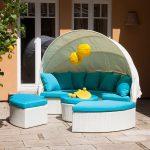 sonneninsel white comfort von kings garden zum schnäppchenpreis