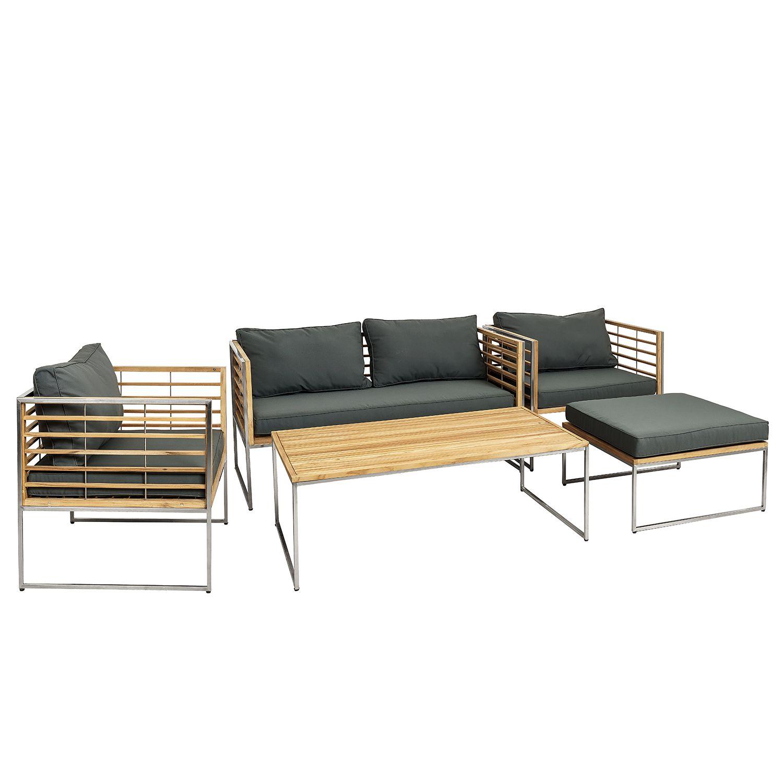 35 sparen gartenm bel set teakline exklusiv iii nur cherry m bel. Black Bedroom Furniture Sets. Home Design Ideas
