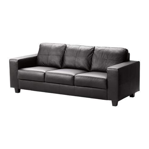 10 sparen sofa skogaby 3 sitzer nur 449 00 cherry m bel ikea. Black Bedroom Furniture Sets. Home Design Ideas