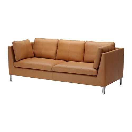 sofa stockholm von ikea zum schnäppchenpreis