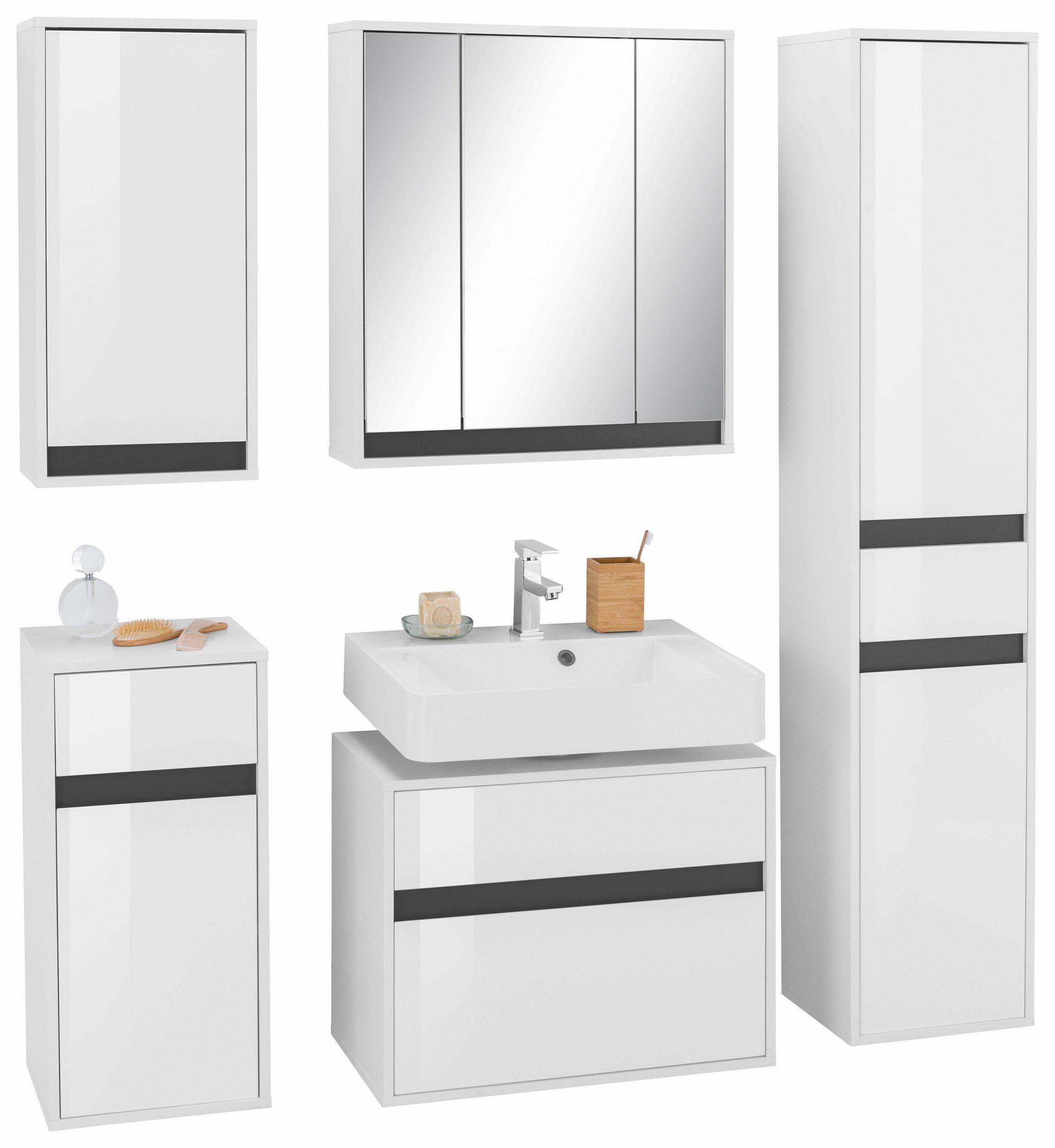 30 sparen badm bel set sol 5 teilig nur 399 99 cherry m bel otto. Black Bedroom Furniture Sets. Home Design Ideas