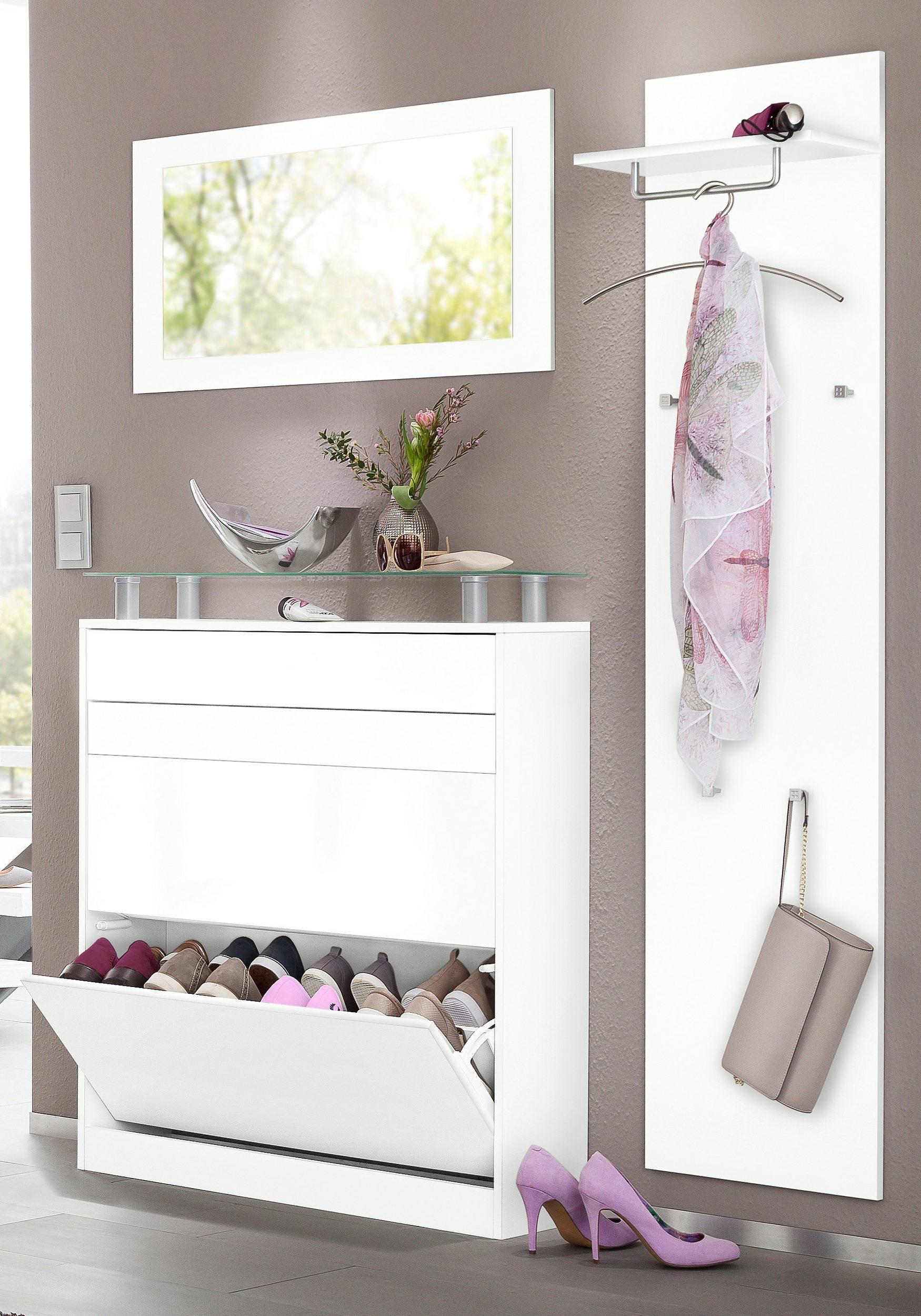 35 sparen garderoben set juva 3 teilig ab 199 99. Black Bedroom Furniture Sets. Home Design Ideas