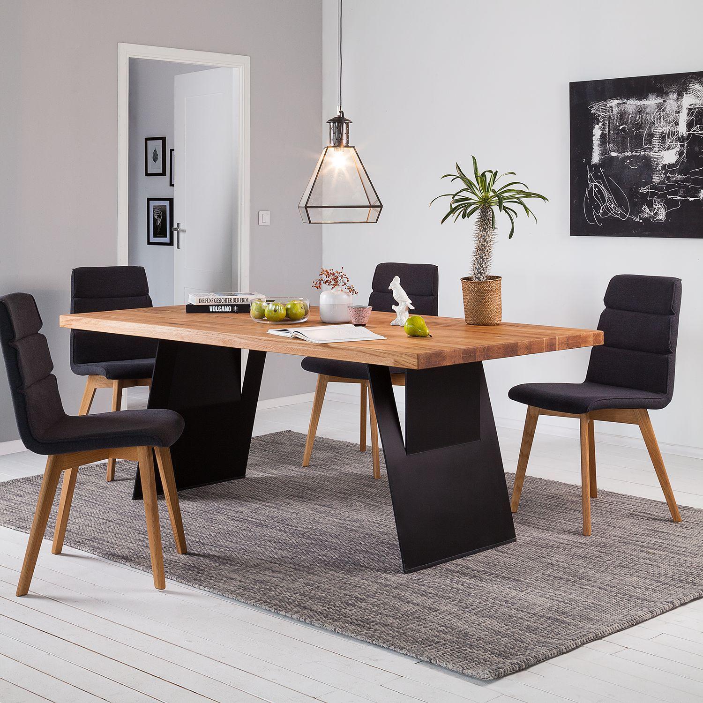 10 sparen polsterstuhl vallrun 2er set ab 179 99. Black Bedroom Furniture Sets. Home Design Ideas