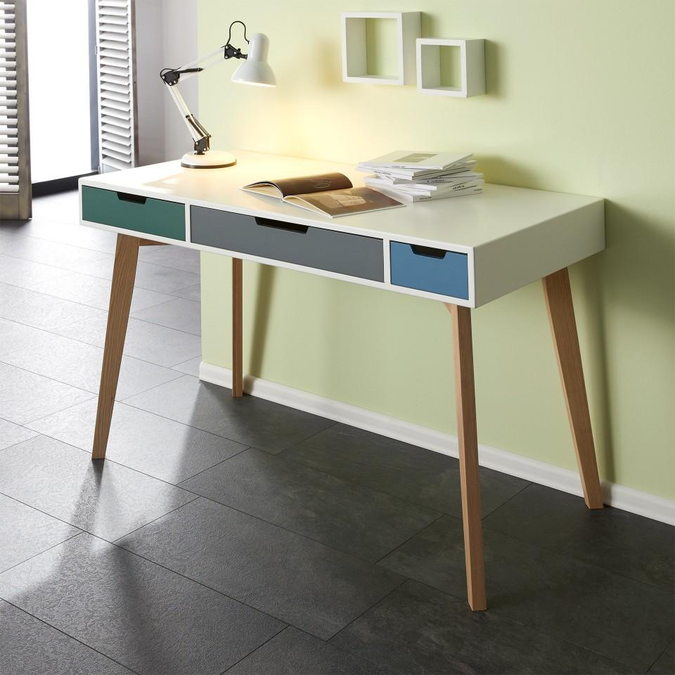 20 sparen schreibtisch gudbjerg nur 199 95 cherry m bel d nisches bettenlager. Black Bedroom Furniture Sets. Home Design Ideas