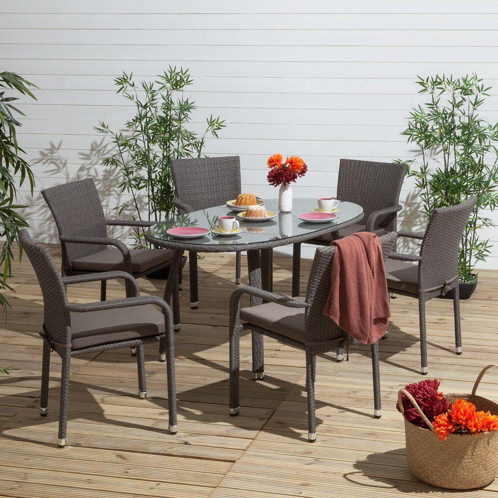 über 50% sparen - Gartenmöbel Sets im Angebot | Cherry Möbel