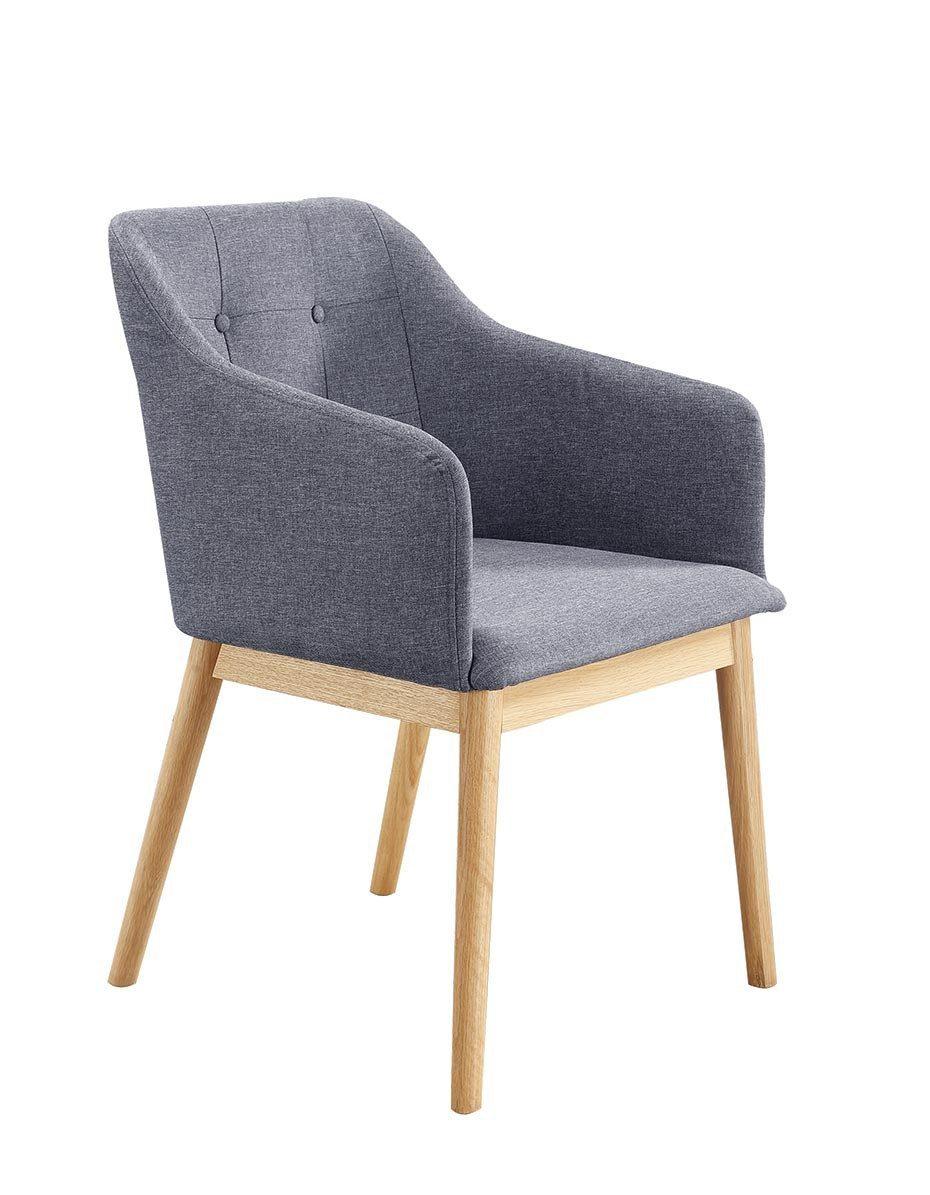 60 sparen salesfever polsterstuhl ando nur 99 00. Black Bedroom Furniture Sets. Home Design Ideas