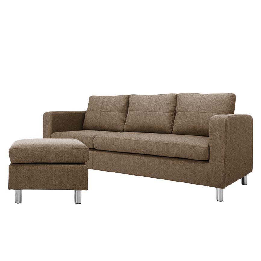 12 sparen sofa wyke 3 sitzer mit hocker nur 349 99 cherry m bel home24. Black Bedroom Furniture Sets. Home Design Ideas