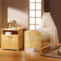 Babyzimmer DREAM (2-teilig) von SCHARDT