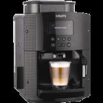 53% sparen – KRUPS EA 8150 Kaffeevollautomat Schwarz – nur 329,00€