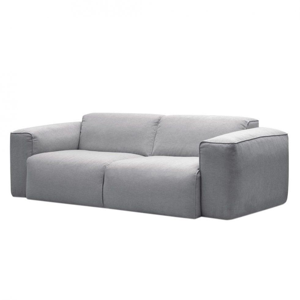Sofa HUDSON hellgrau