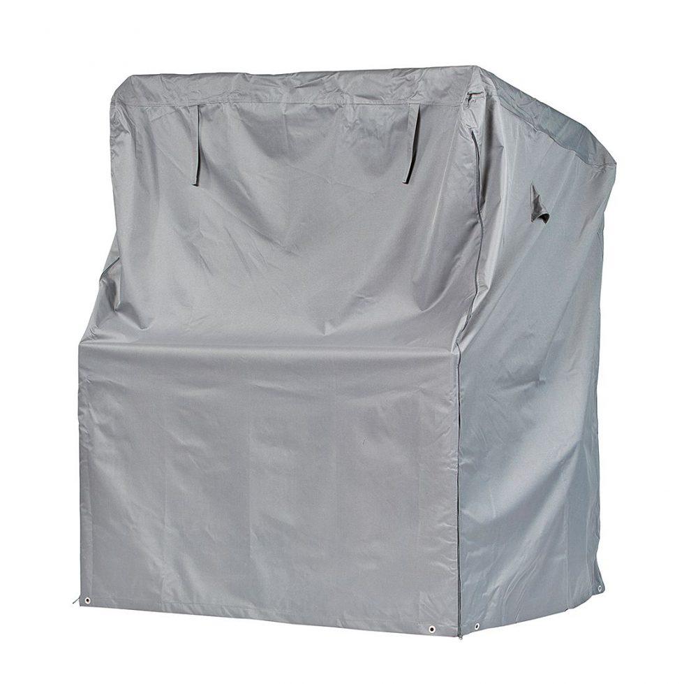 schutzhülle premium für strandkorb (breite:137cm) von mehr garten