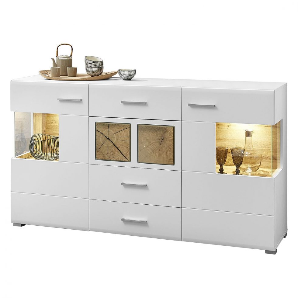 Sideboard AULBY (inkl. Beleuchtung) von LOFTSCAPE